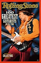 (22 x 34) Jimi Hendrix Greatest Guitarists Rolling Stone Cover Poster