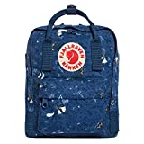 FJÄLLRÄVEN Kånken Art Mini Zaino, Hombre, Azul (Blue Fable), 29 Centimeters