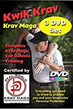 Krav Maga 6 DVD Set with Power Punches, Conditioning, Fitness, Workout and more (Beginner/Advanced)