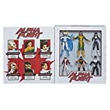 Marvel Classic Hasbro Legends Series Toys 6' Collectible Action 6 Pack Alpha Flight 6 Pack, 6 Figures with Premium Design, for Kids Ages 4 & Up (Amazon Exclusive)