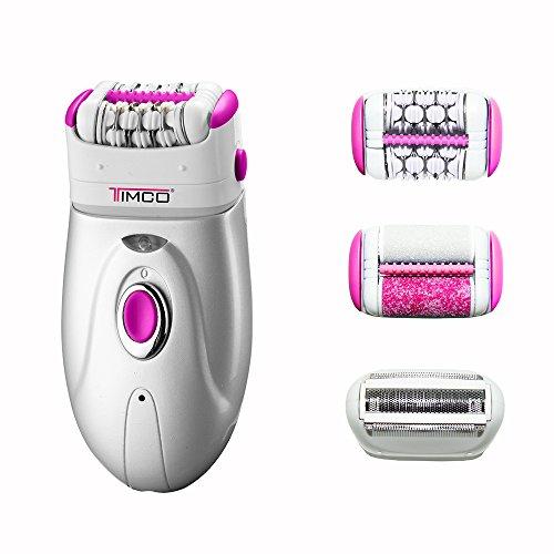 Depiladoras Recargables marca Timco