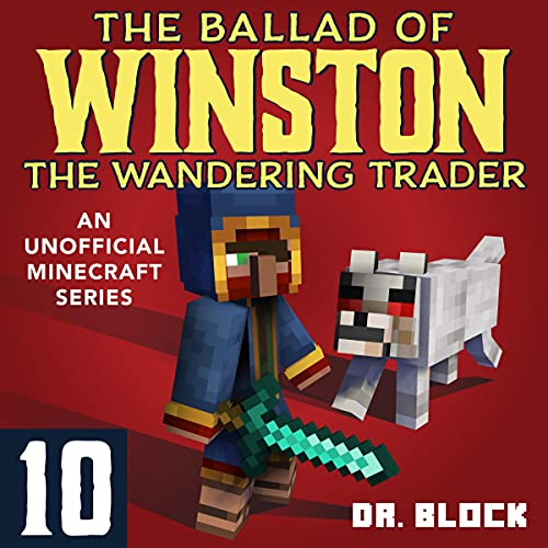 The Ballad of Winston the Wandering Trader, Book 10 cover art