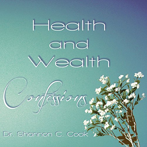 Health & Wealth Confessions cover art