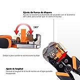 Pelacables, Tacklife MWS02 Alicate pelacables automático, Longitud 210mm, Rango de...