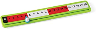 hand2mind Number Paths with Activity Guide, Early Learning, Math Education, Addition, Subtraction, Age 5+ (Pack of 6)