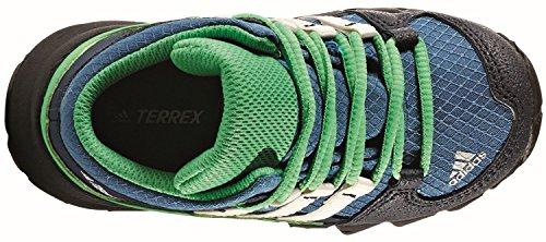 adidas Terrex Mid GTX I–Wanderstiefel für Kinder, blau–(azubas/blatiz/Verene),- Größe23