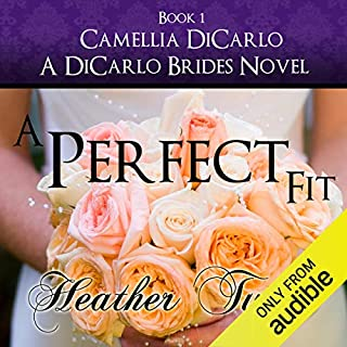 A Perfect Fit audiobook cover art