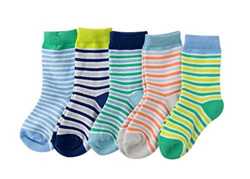 Melton Kindersocken 5er Pack Jungen Strümpfe Socken Sailor blue (39/41, sailor blue)