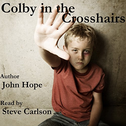 Colby in the Crosshairs audiobook cover art