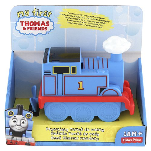 Thomas & Friends Floating, Moving Bath Toy for Toddlers
