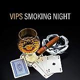 VIPs Smoking Night - Saxophone Lounge Music, Casino, Luxury Poker Time, Martini Drink, Smooth Jazz Party