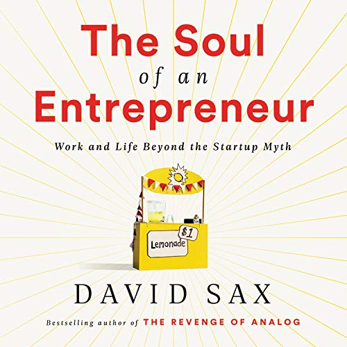 The Soul of an Entrepreneur  By  cover art