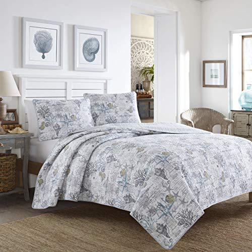 Tommy Bahama Beach Bliss Quilt Set, Twin