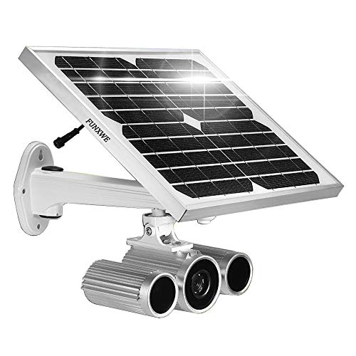[2019 Updated] Solar Power Battery Powered 1080P WiFi ...