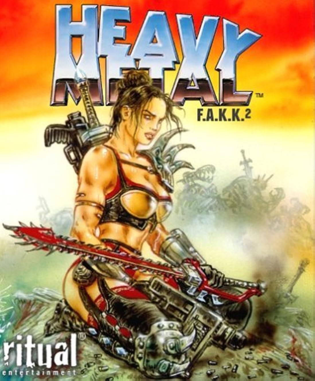 なすフラップ意図的Heavy Metal F.A.K.K.2 by Gathering of Developers [並行輸入品]