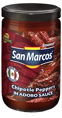 Chipotle Peppers in Adobo Sauce 230 g