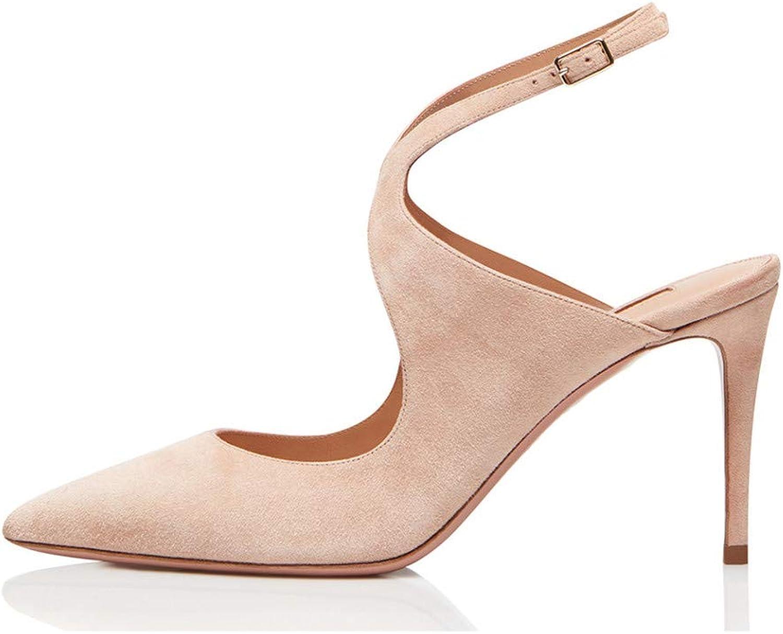 YOJDTD Schuhe Damen Schuhe Sandalen High Heel Sandalen Damen Einzelschuhe  | Ermäßigung