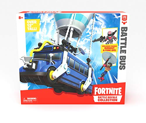 Fortnite - Battle Royale Collection - Battle Bus 2