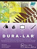Grafix P05DC0912 DURALAR Clear .005 9X12 25PGS, 25 Sheets
