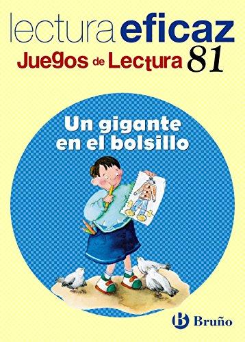 Un gigante en el bolsillo Juego Lectura (Castellano - Material Complementario - Juegos De Lectura) - 9788421657010 (Juegos Lectura Eficaz)