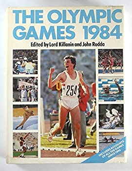 The 1984 Olympic Games: Sarajevo/Los Angeles 0394721624 Book Cover