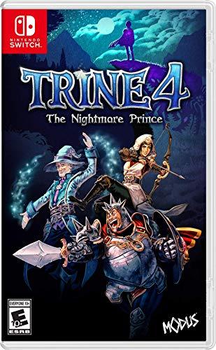 Trine 4: The Nightmare Prince (NSW) -...