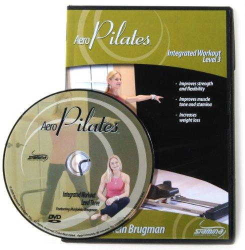 Stamina Level 3 Integrated AeroPilates DVD