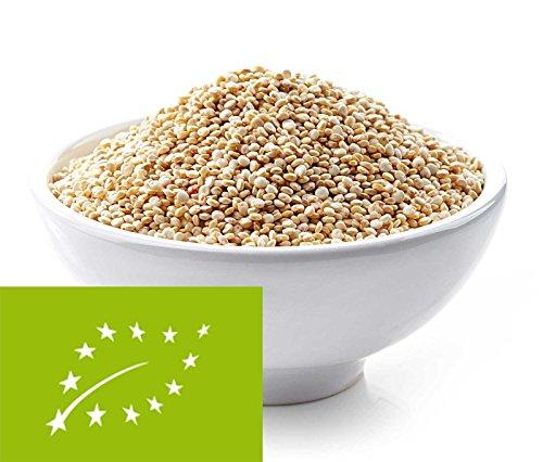 Spitzenqualität Bio Quinoa weiß 1000g, 1KG