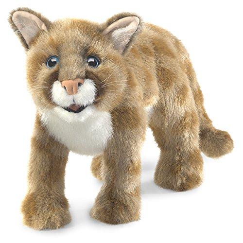 Folkmanis - Marionnette de Lion de Montagne