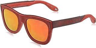 نظارات شمسية للجنسين من جيفنشي موديل جي في 7016/N/S UZ C9A بلون احمر وبني، 52