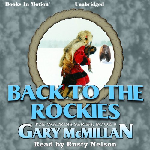 Back to the Rockies audiobook cover art