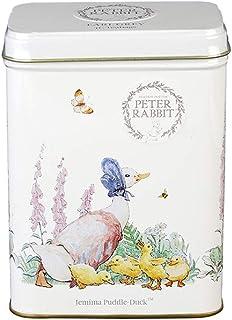New English Teas Beatrix Potter Jemima Puddle-Duck Earl Grey Teabag Tin