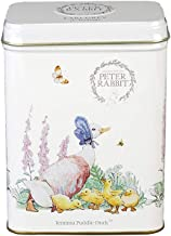 New English Teas - Earl Grey Tea 40 Tea Bags - Beatrix PotterPeter Rabbit - Jemima Puddle Duck Tin