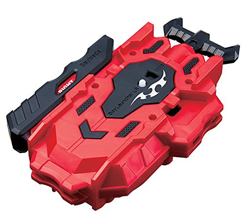Young toys Beyblade Burst B-88 Bey Launcher LR Red