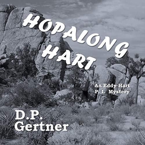 Hopalong Hart Audiobook By D.P. Gertner cover art