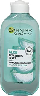 Garnier Natural Aloe Extract Toner Normal Skin, 200 ml