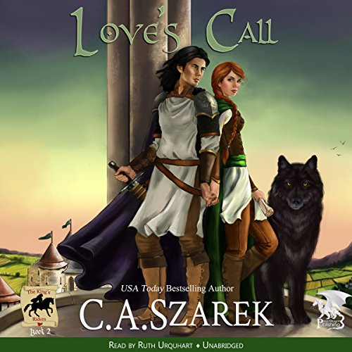 Love's Call audiobook cover art