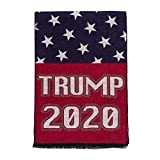 MADE FOR TRUE PATRIOTS: These scarves are specially designed for this election, we made sure that the designs and the letters are elegant and eye-catching so we can show our patriotism anywhere and everywhere. DESIGNED IN USA: Our scarves are designe...