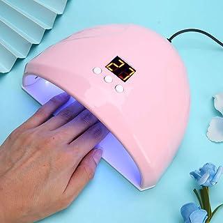 Sensor inteligente multifunción de curado rápido de alta eficiencia Material de alta calidad Máquina de curado de gel de uñas, Lámpara de curado de gel de uñas, Salón de belleza para el