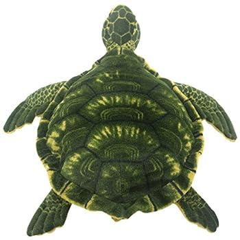 TAGLN Realistic Stuffed Animals Sea Turtle Soft Plush Toys Pillow for Children  20 Inch