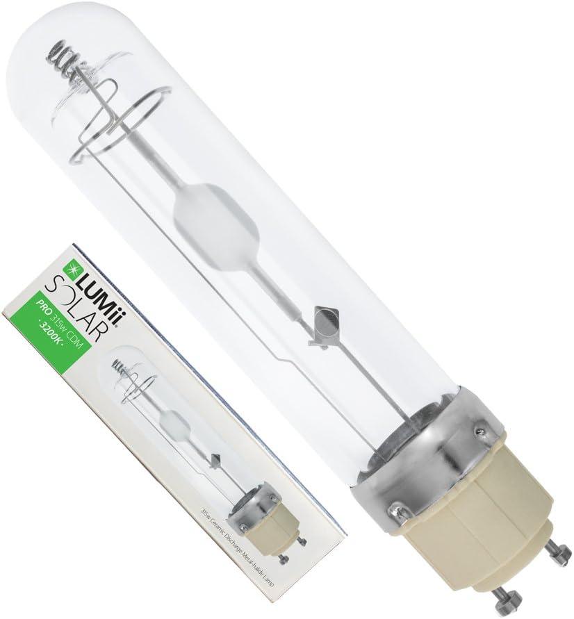 LUMII Solar Pro CDM/LEC 3200ºK (315W) - Lámpara de 3200K