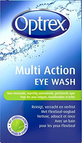 Optrex Oogdouche Multi Action Eye Wash – 100 ml