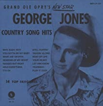 Best george jones grand ole opry's new star Reviews