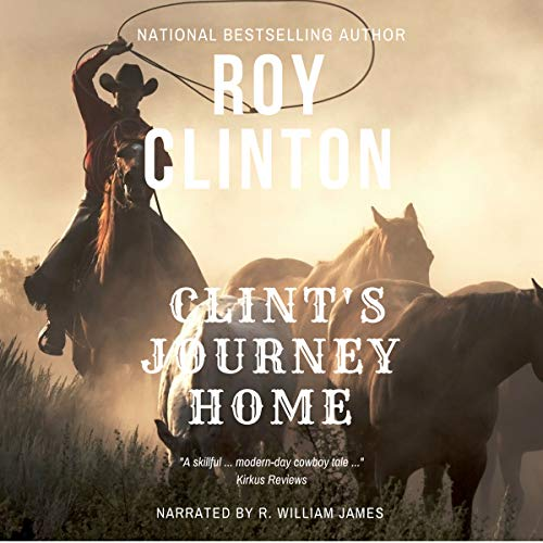 Clint's Journey Home audiobook cover art