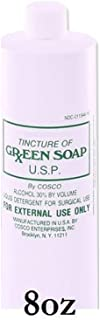 Green Soap - Skin Prep or Instrument Soak - 8oz - Price Per Bottle