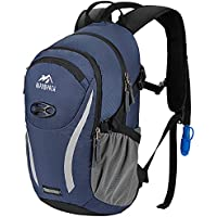 Rupumpack Cycling Hydration Backpack with 2L Water Bladder