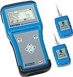 KURTH KE7200 Aktiver Netzwerktester mit 2 Remote-Einheiten KE7010, PC Software & Schutztasche