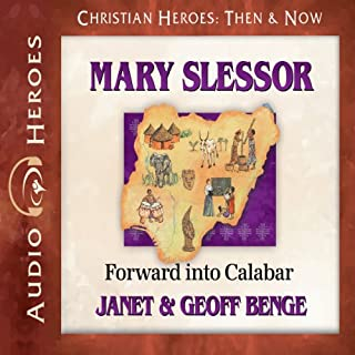 Mary Slessor audiobook cover art