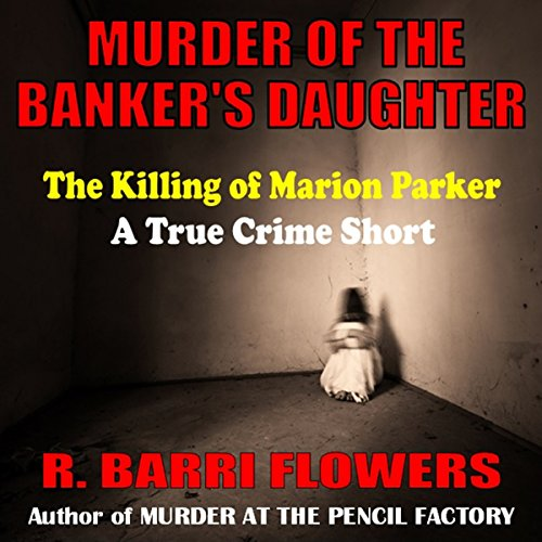 Murder of the Banker's Daughter audiobook cover art