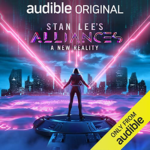 Stan Lee's Alliances: A New Reality cover art